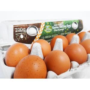 Free range Eggs- Free Range eggs 700g