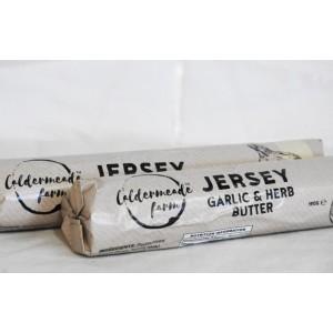 Caldermeade Jersey Garlic and Herb Butter 190g