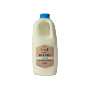 Caldermeade Farm Jersey Light Milk  2L